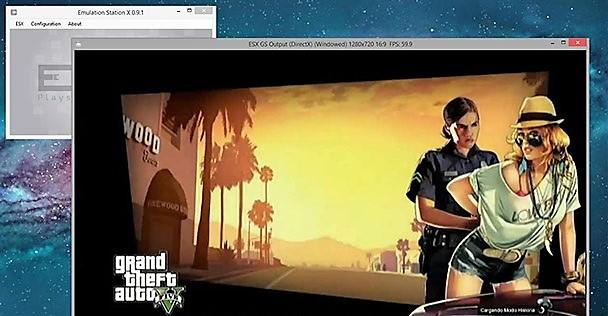 ESX PS3 Emulator